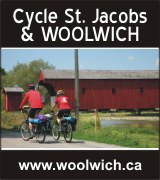 St. Jacobs - Cycle Woolwich - Home